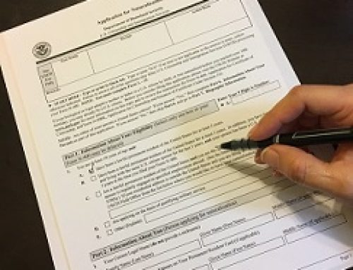 Top 5 Mistakes People Make When Filing for U.S. Citizenship